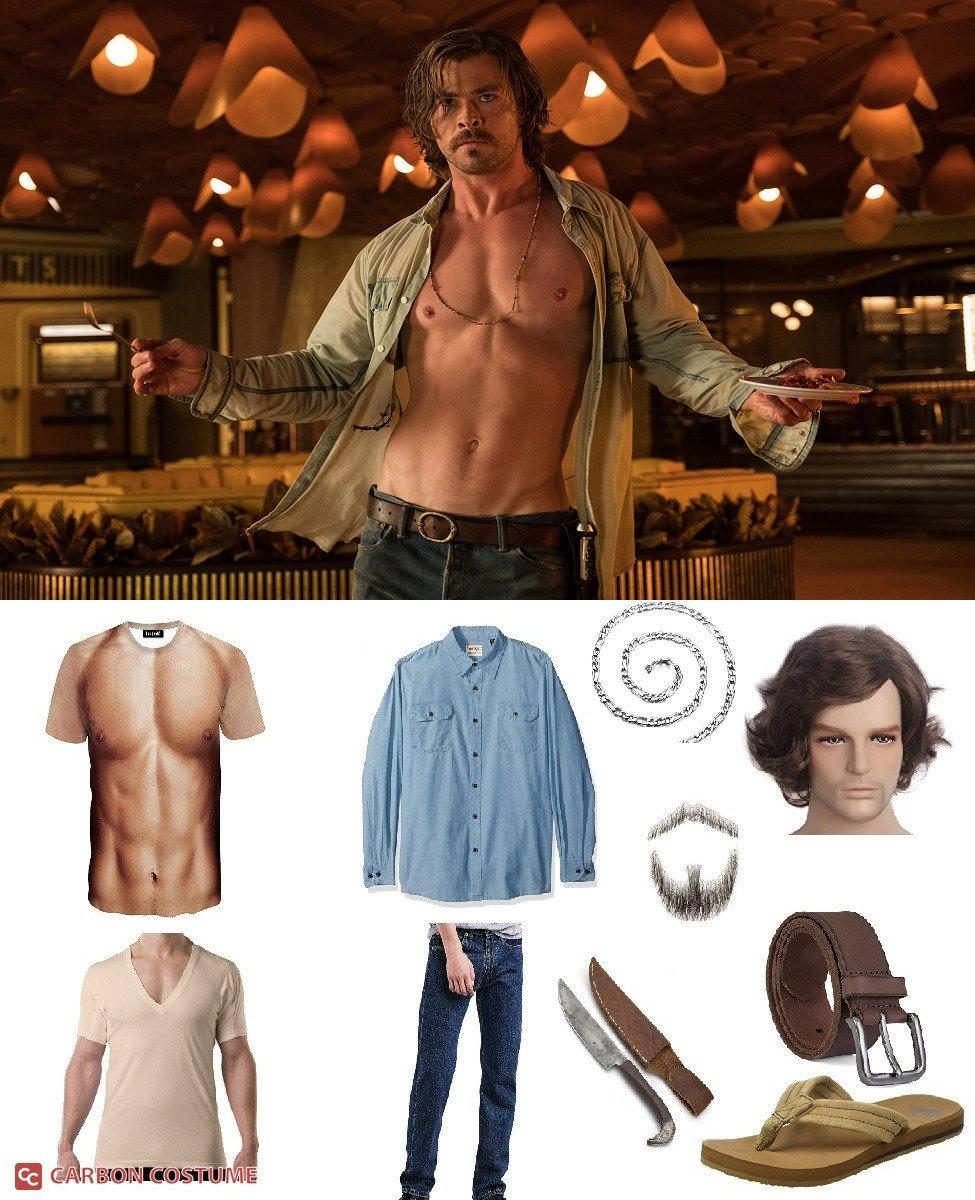 Billy Lee from Bad Times at The El Royale Cosplay Guide