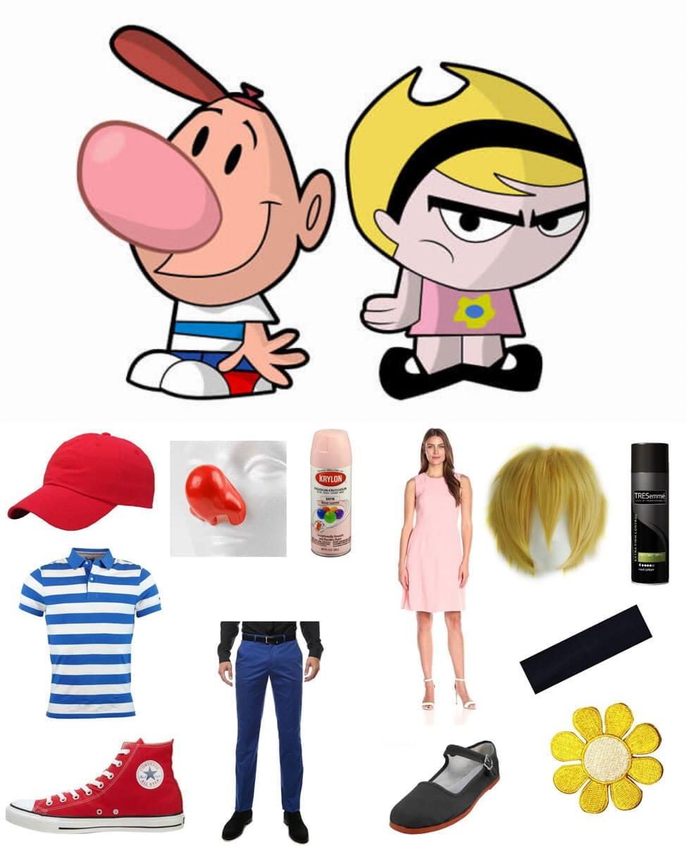 Billy & Mandy Cosplay Guide