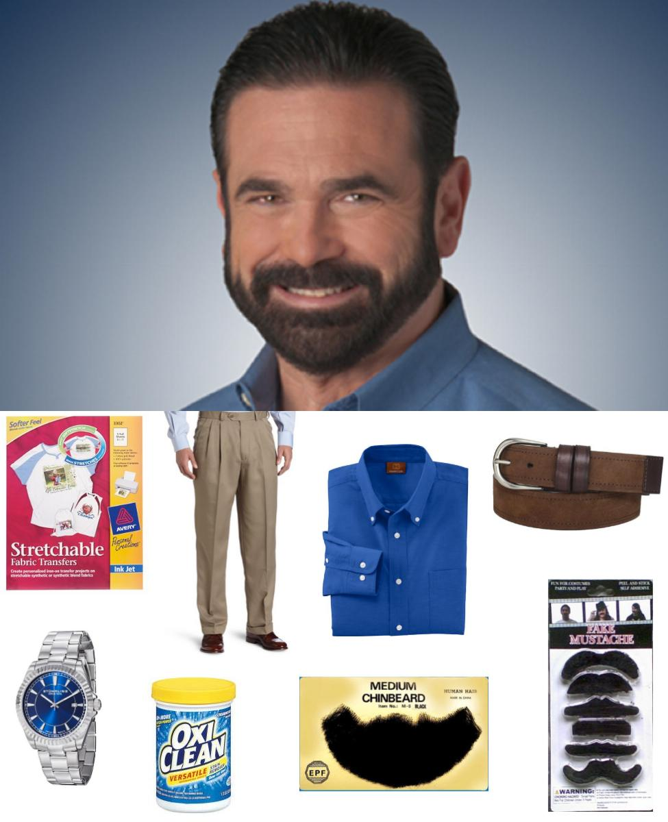 Billy Mays Cosplay Guide