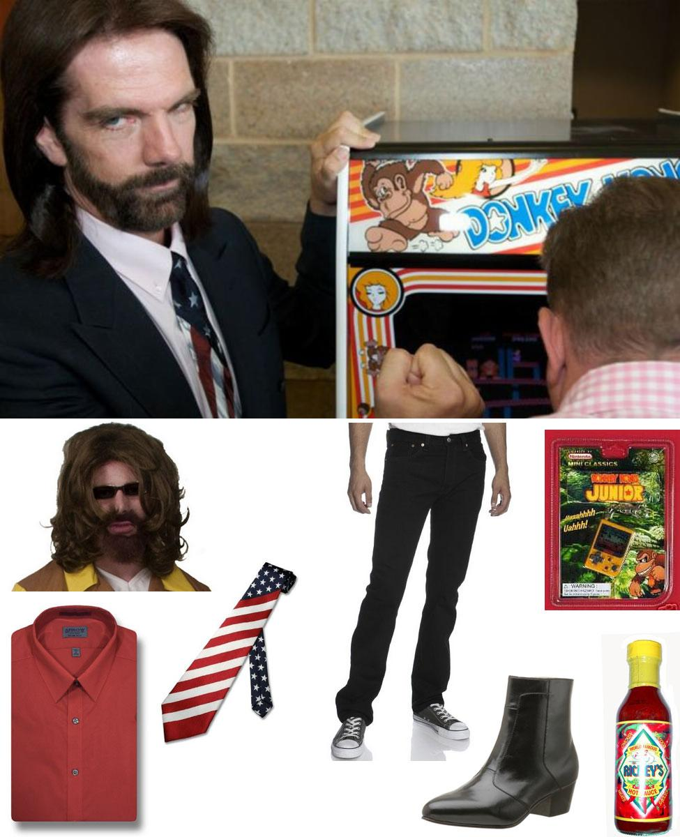 Billy Mitchell Cosplay Guide
