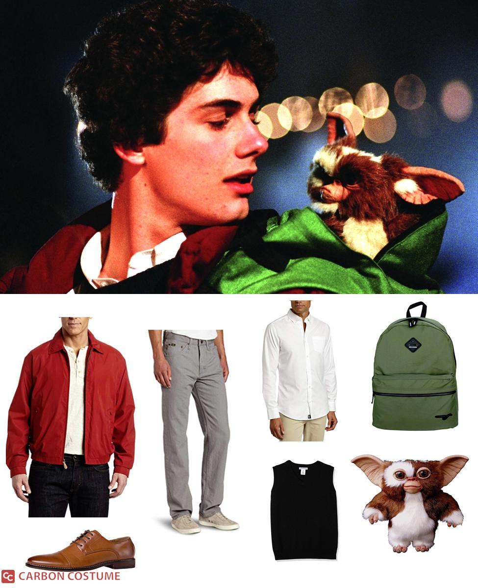 Billy Peltzer from Gremlins Cosplay Guide