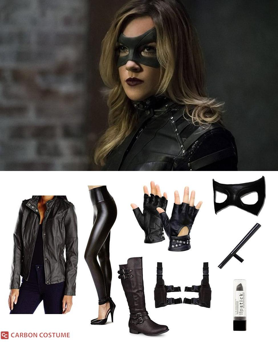 Black Canary from Arrow Cosplay Guide