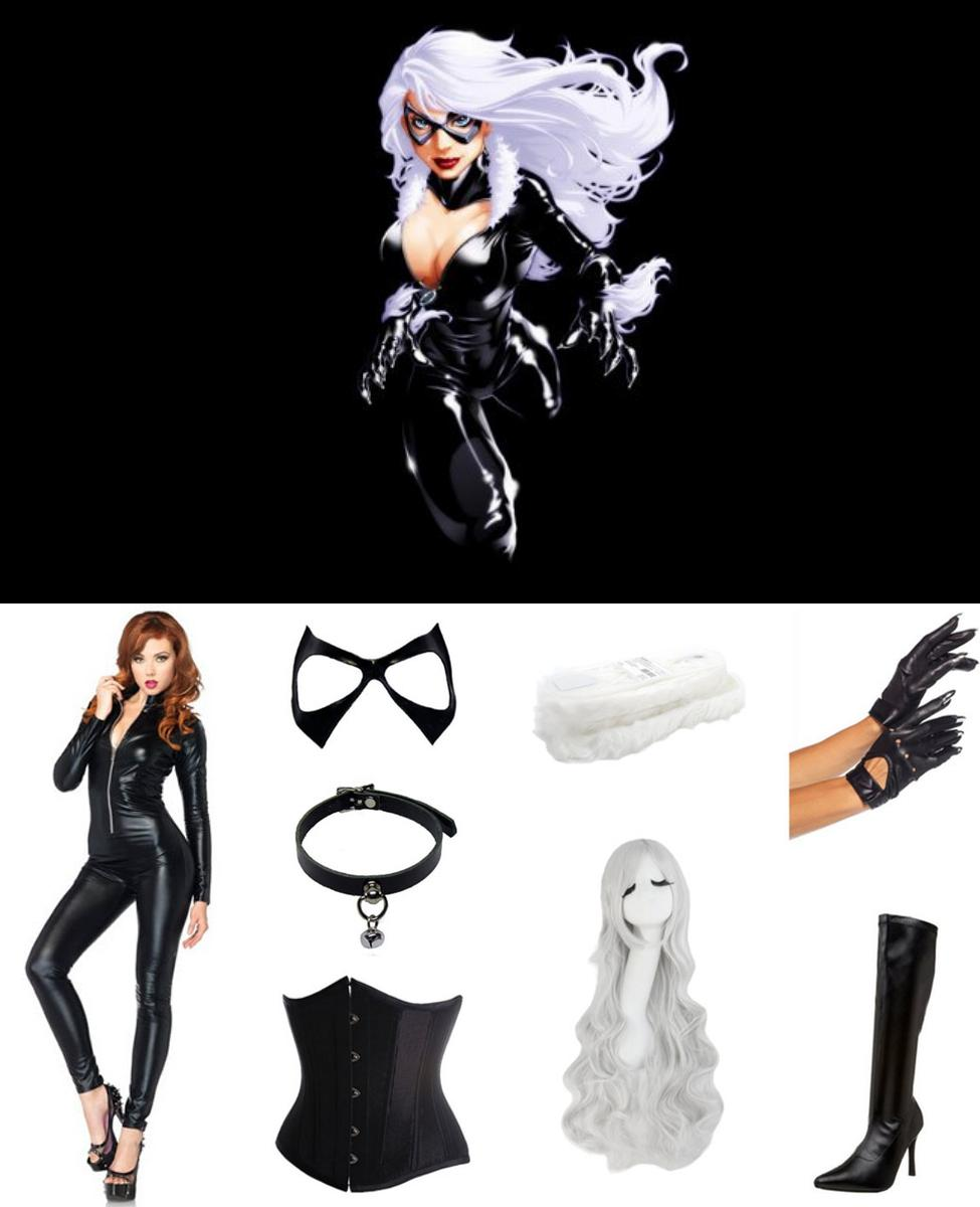 Black Cat Cosplay Guide