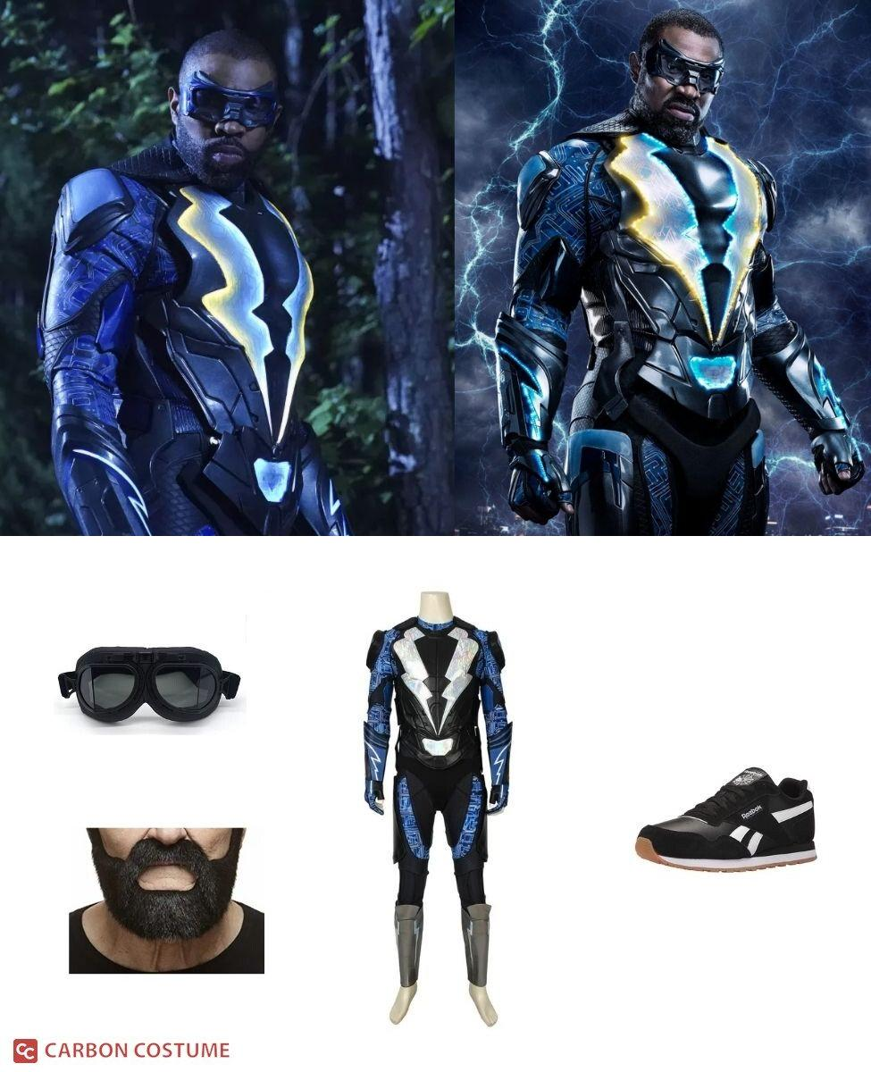 Black Lightning Cosplay Guide