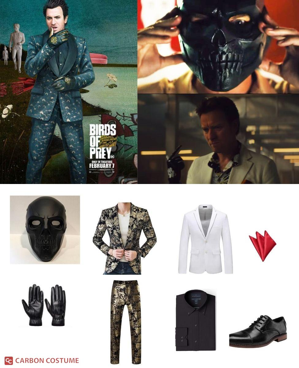 Black Mask/Roman Sionis from Birds of Prey Cosplay Guide