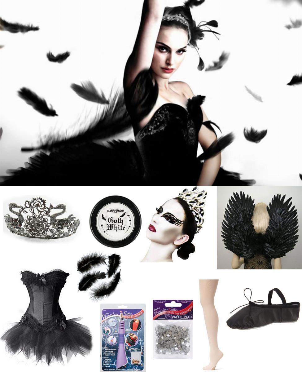 Black Swan Cosplay Guide