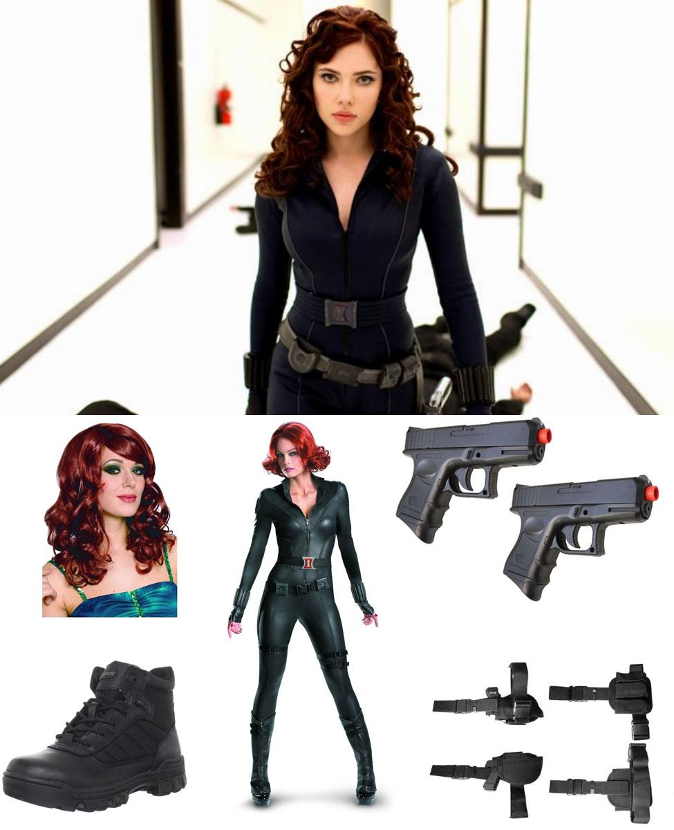 Black Widow Cosplay Guide
