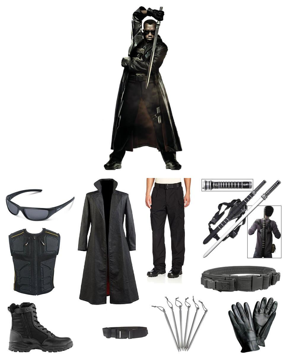 Blade Cosplay Guide