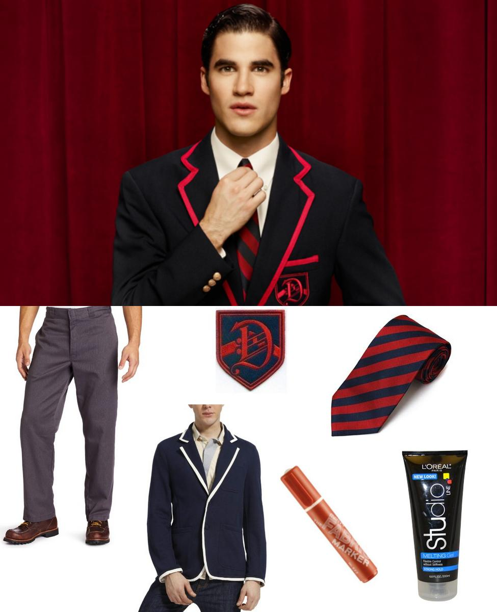 Blaine Anderson Cosplay Guide