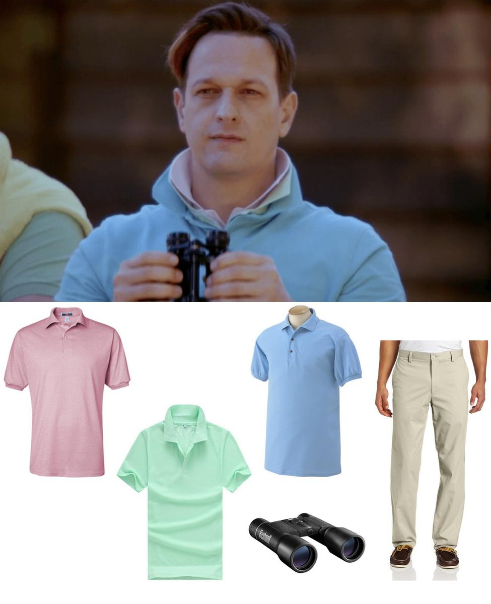 Blake from Wet Hot American Summer Cosplay Guide