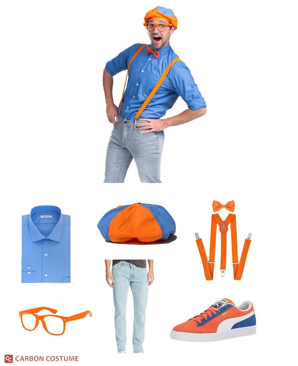 Blippi Cosplay Guide