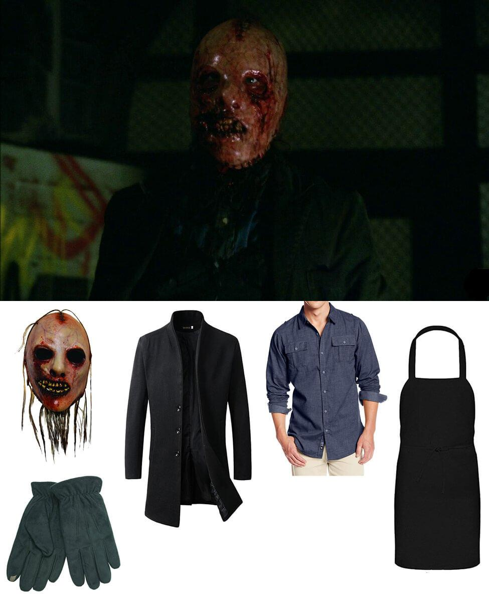 Bloody Face Cosplay Guide