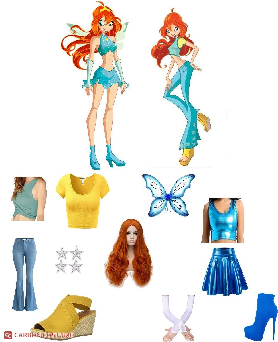 Bloom from Winx Club Cosplay Guide