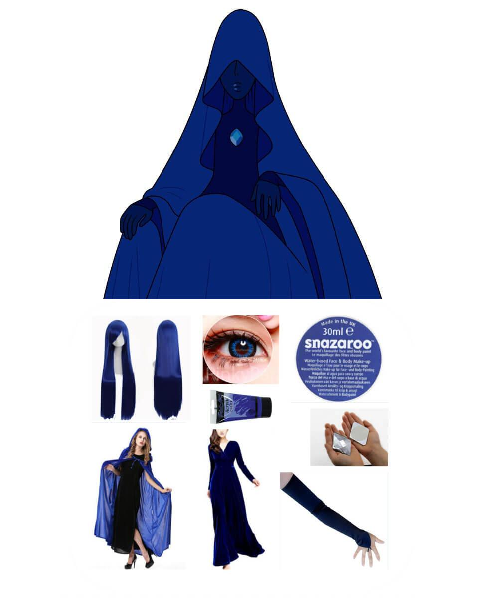Blue Diamond Cosplay Guide