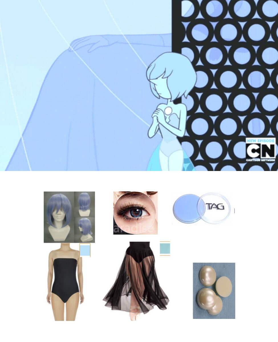 Blue Pearl Cosplay Guide