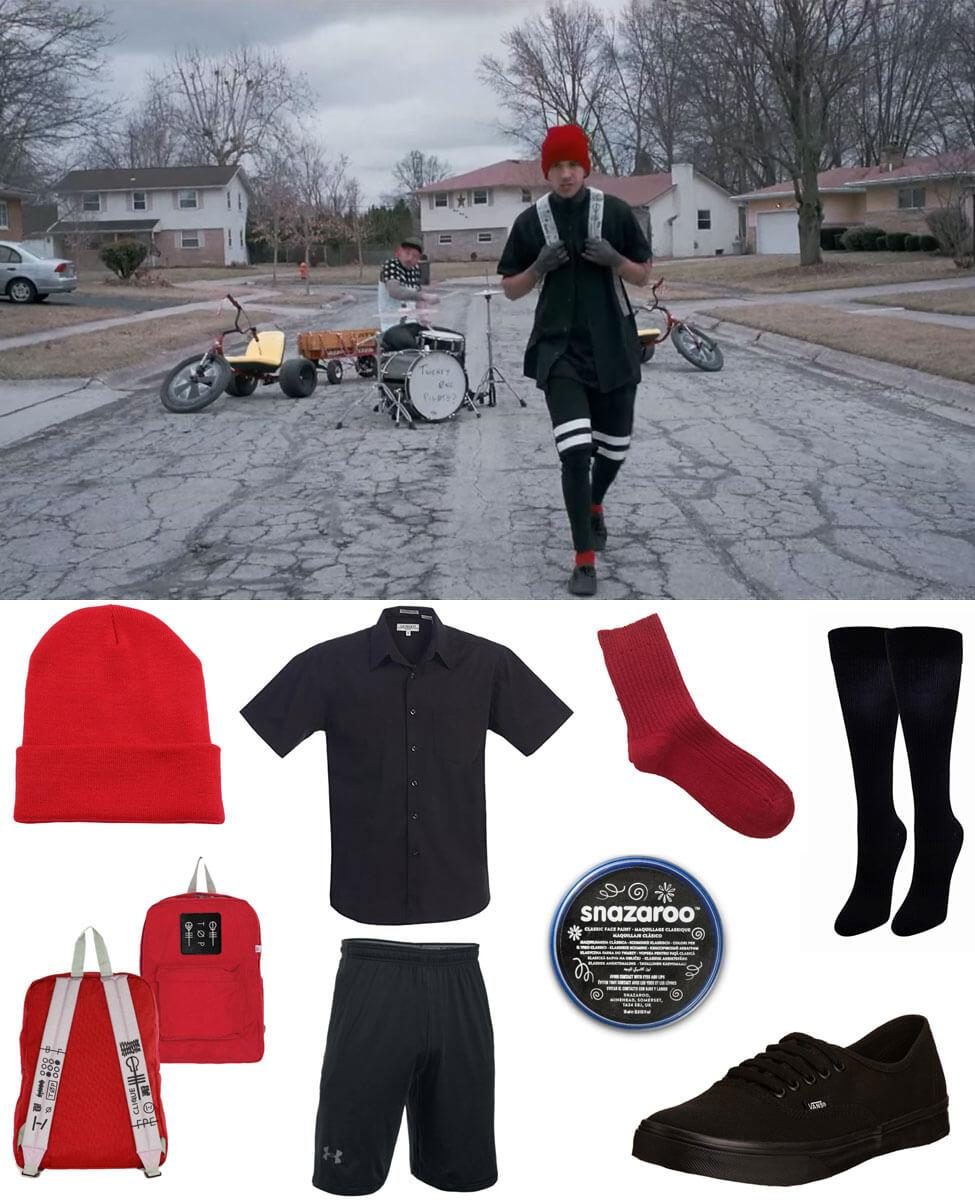 Blurryface Cosplay Guide