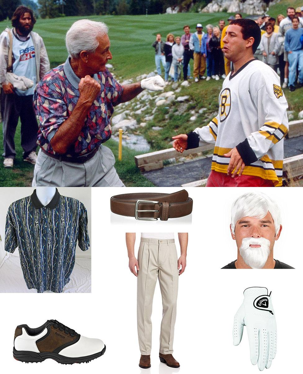 Bob Barker in Happy Gilmore Cosplay Guide