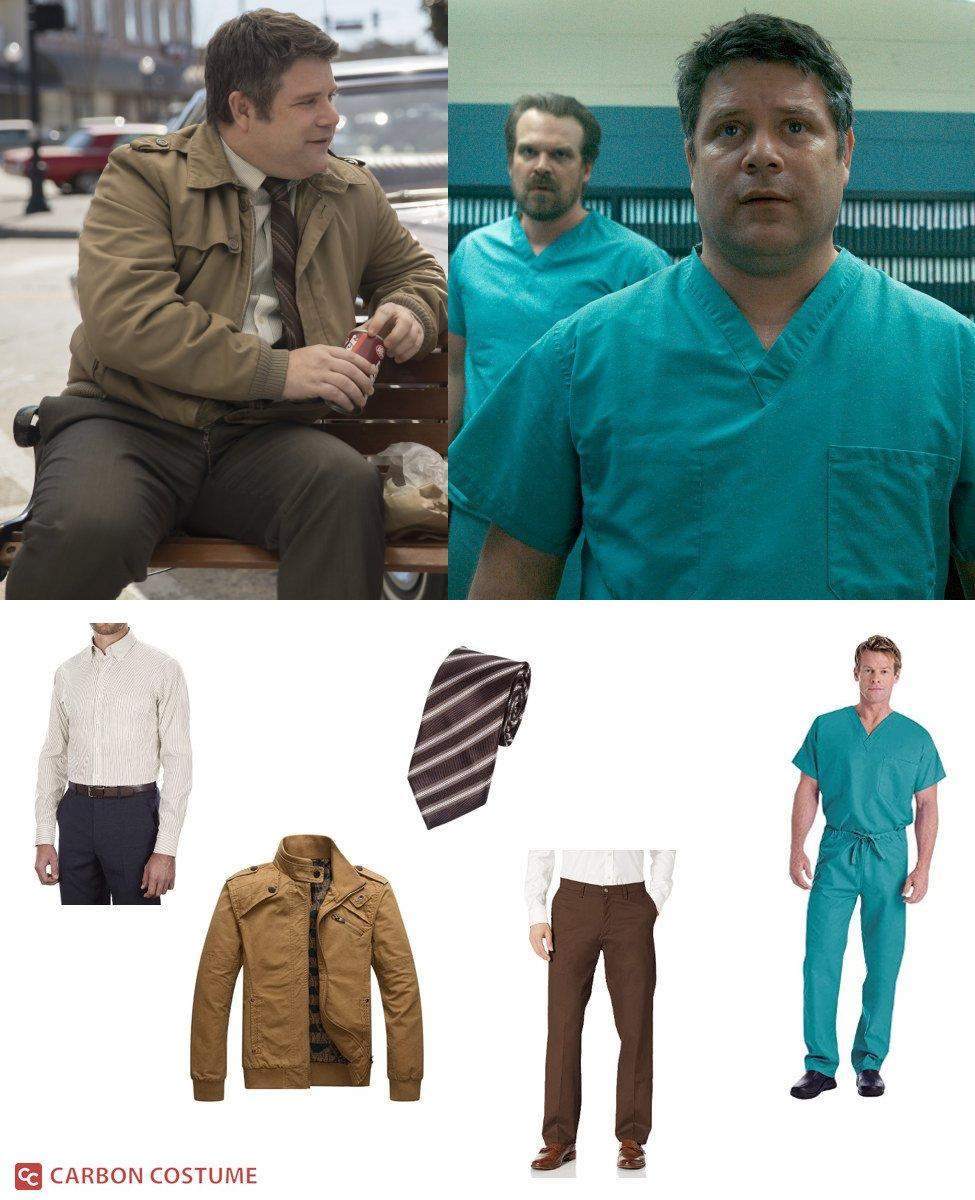 Bob Newby from Stranger Things Cosplay Guide