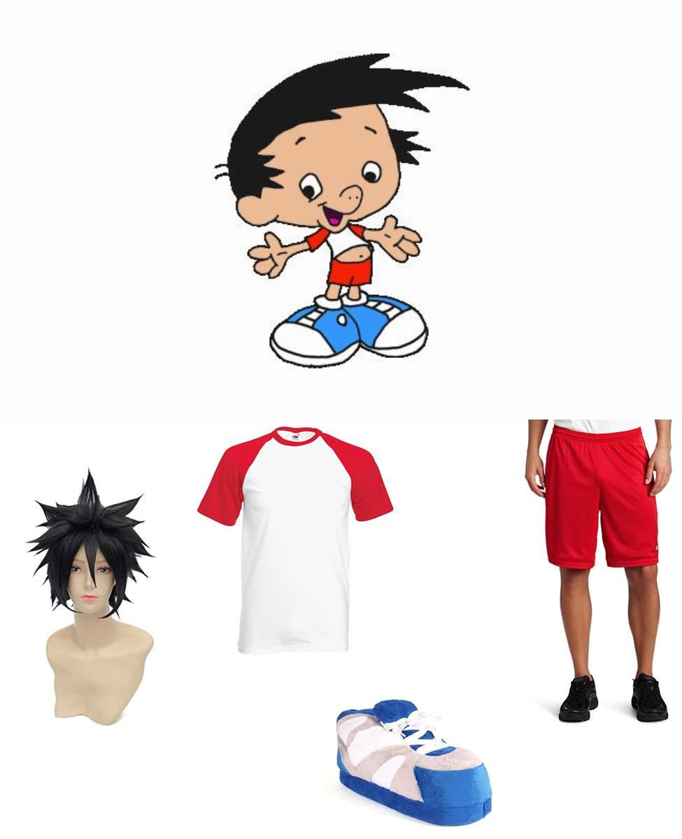 Bobby Generic Cosplay Guide