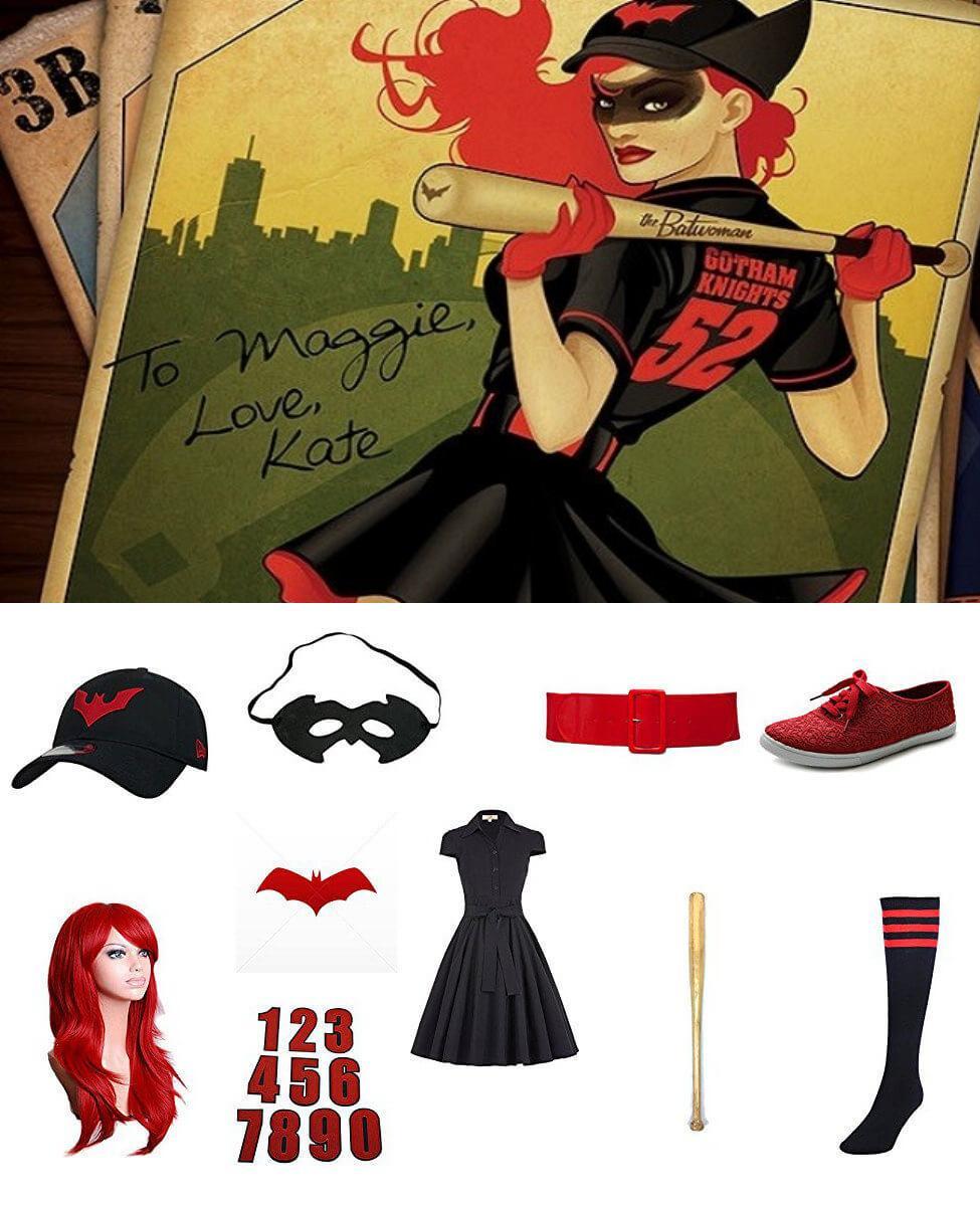 Bombshell Batwoman Cosplay Guide