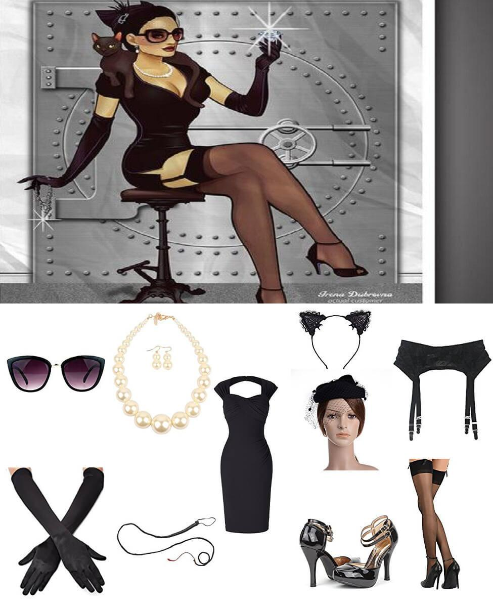 Bombshell Catwoman Cosplay Guide