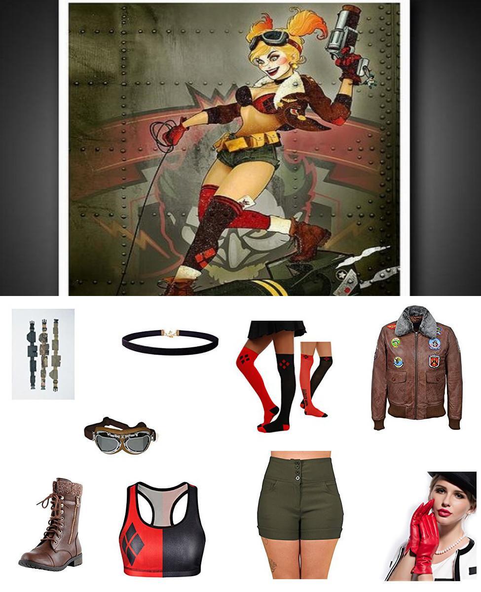 Bombshell Harley Quinn Cosplay Guide