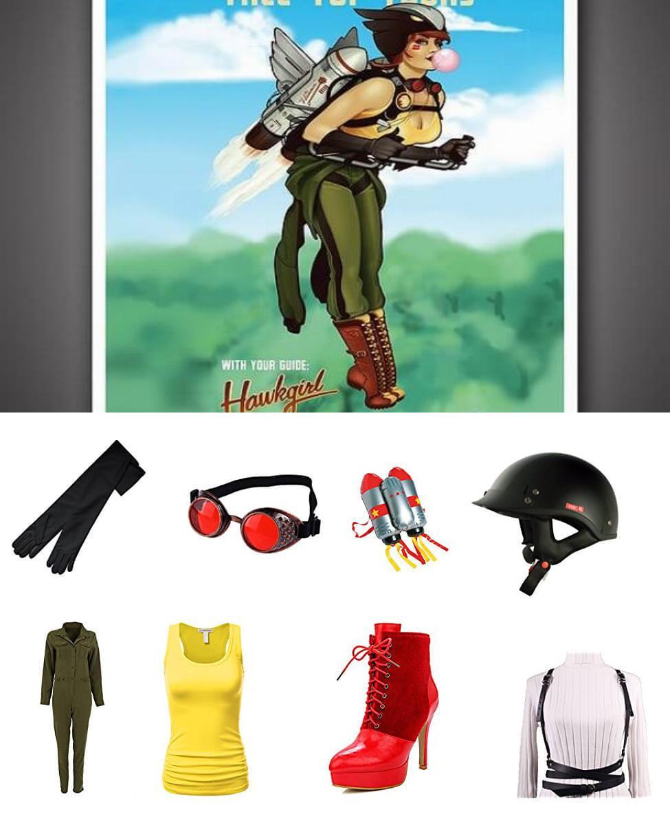 Bombshell Hawkgirl Cosplay Guide