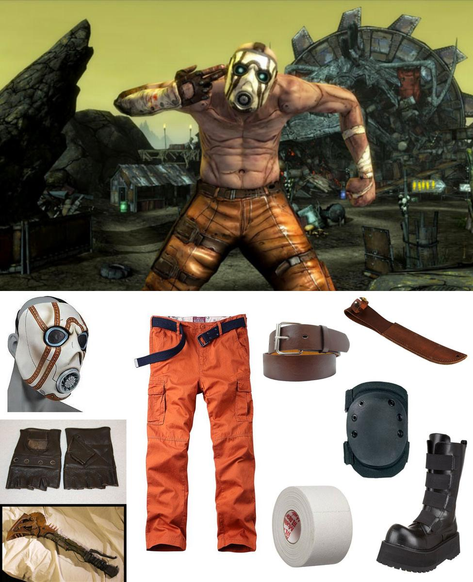 Borderlands Psycho Cosplay Guide
