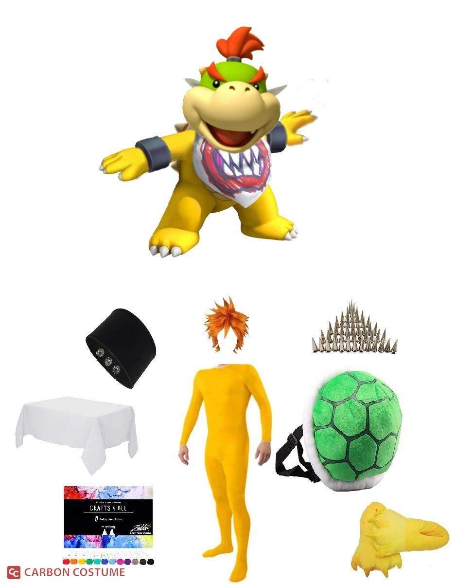 Bowser Jr. from Super Mario Cosplay Guide