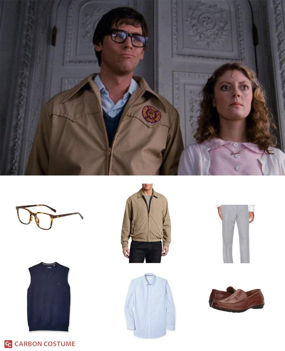Brad Majors from Rocky Horror Picture Show Cosplay Guide