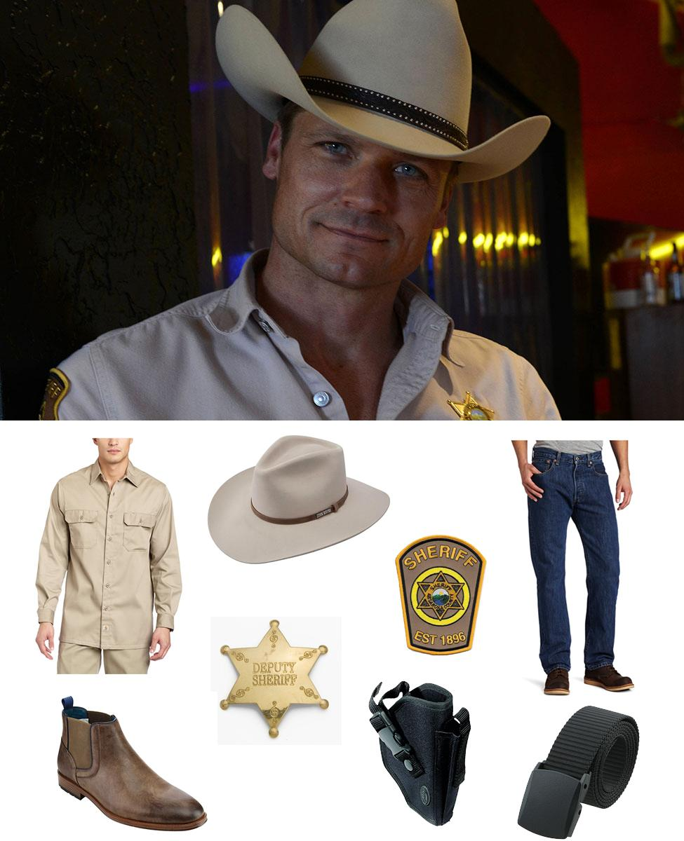 Branch Connally Cosplay Guide