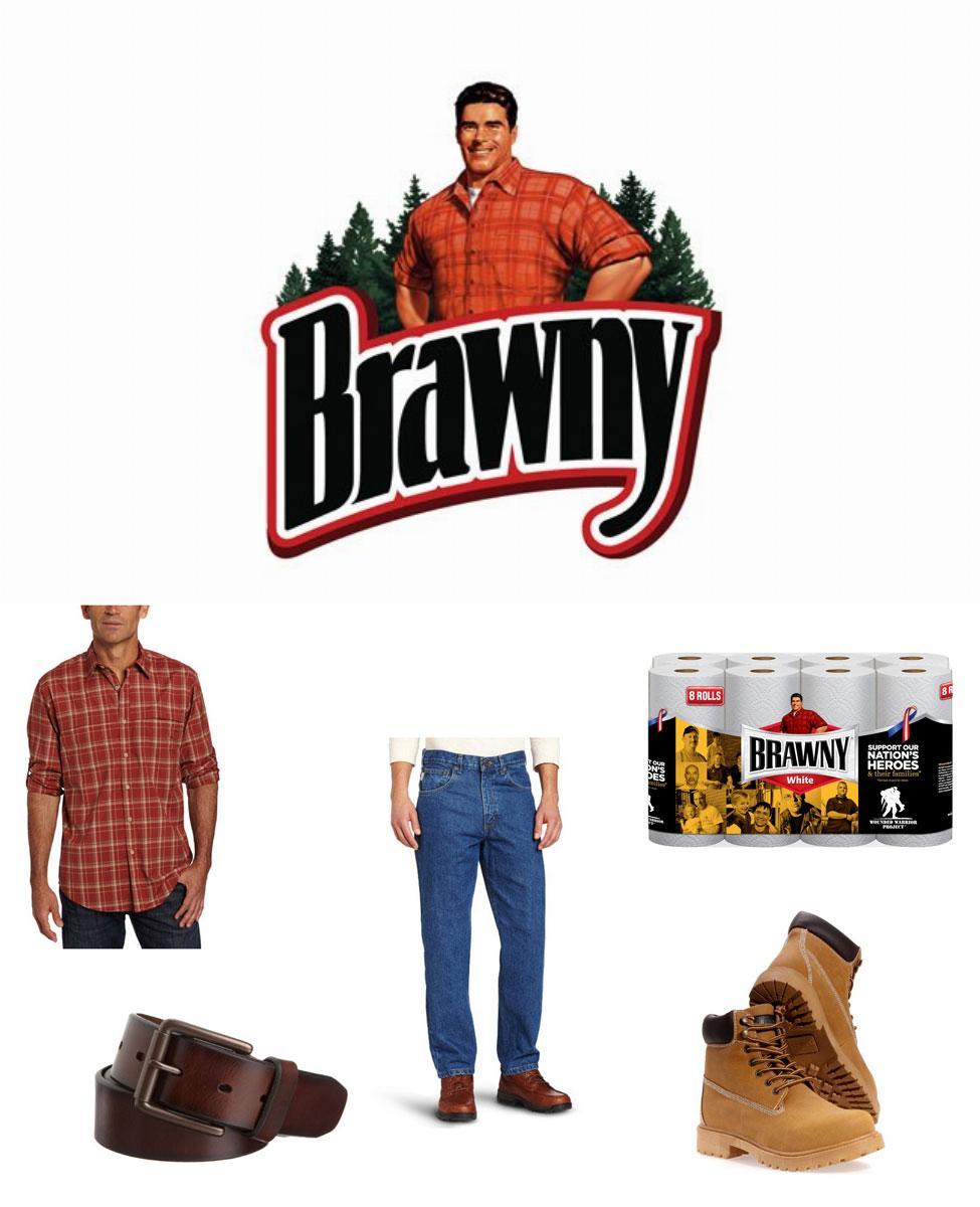 Brawny Man Cosplay Guide