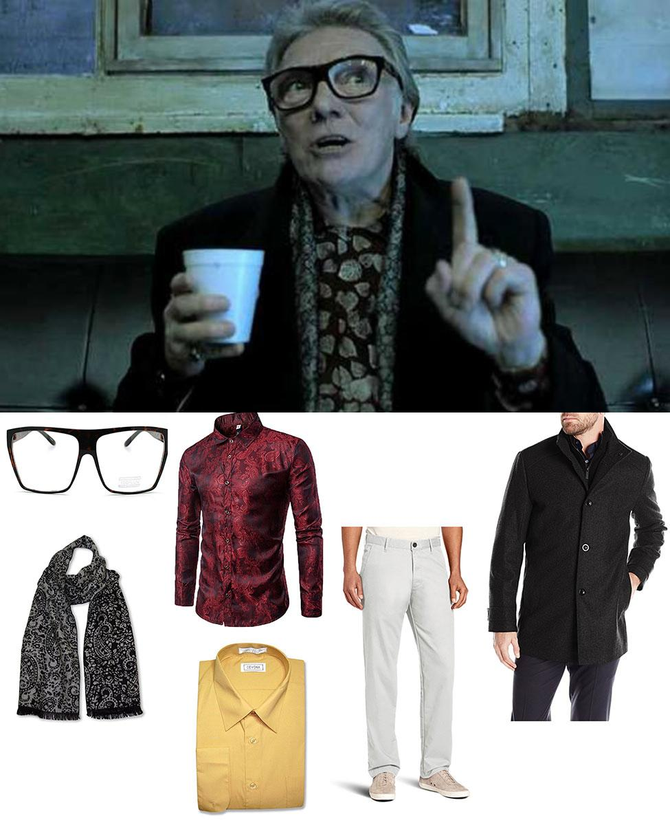 Brick Top Cosplay Guide