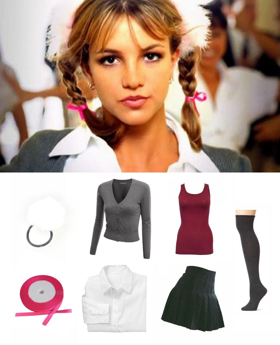 Britney Spears Cosplay Guide