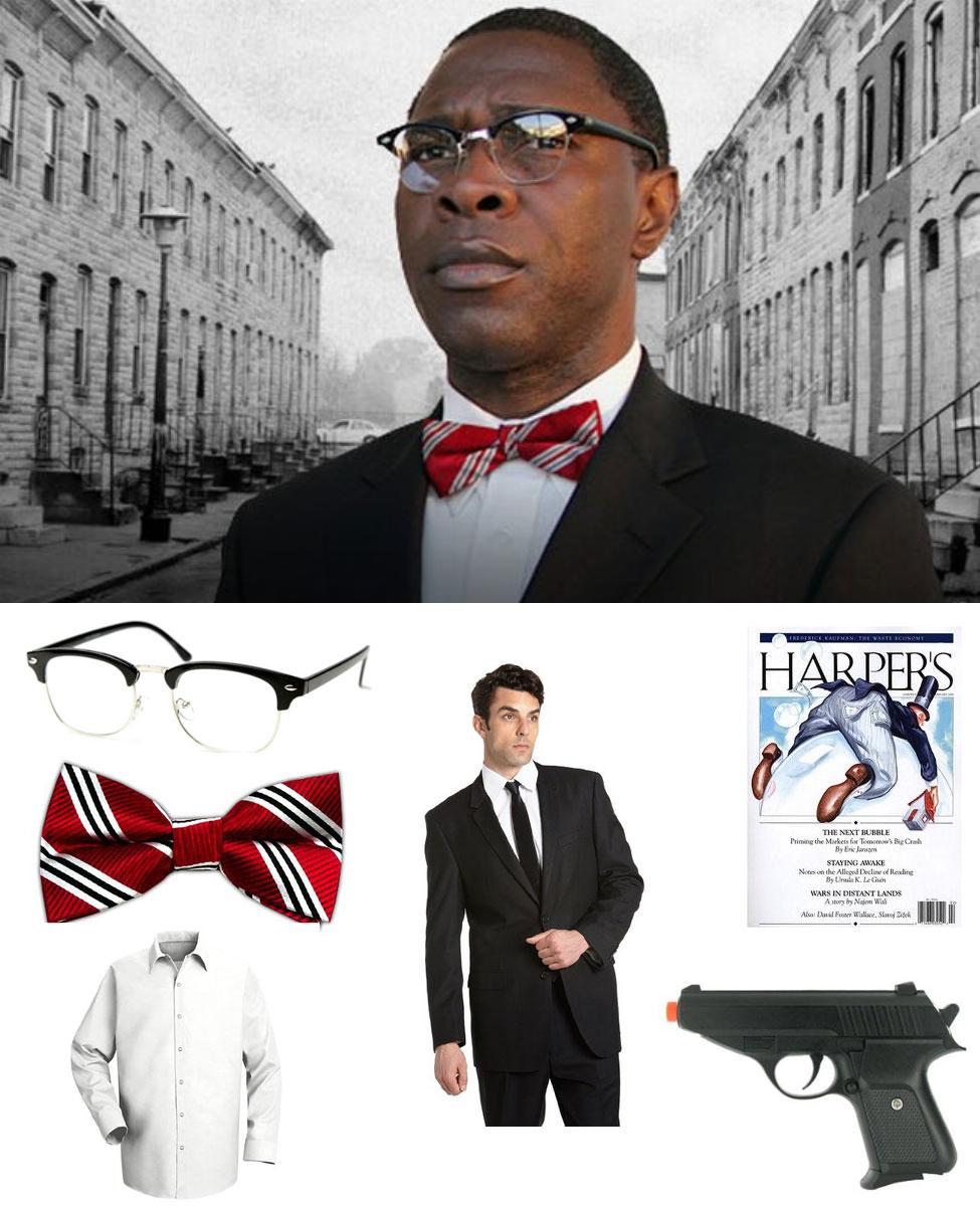 Brother Mouzone Cosplay Guide