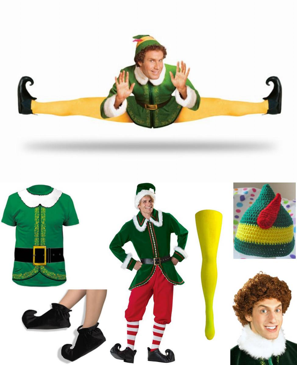 Buddy the Elf Cosplay Guide