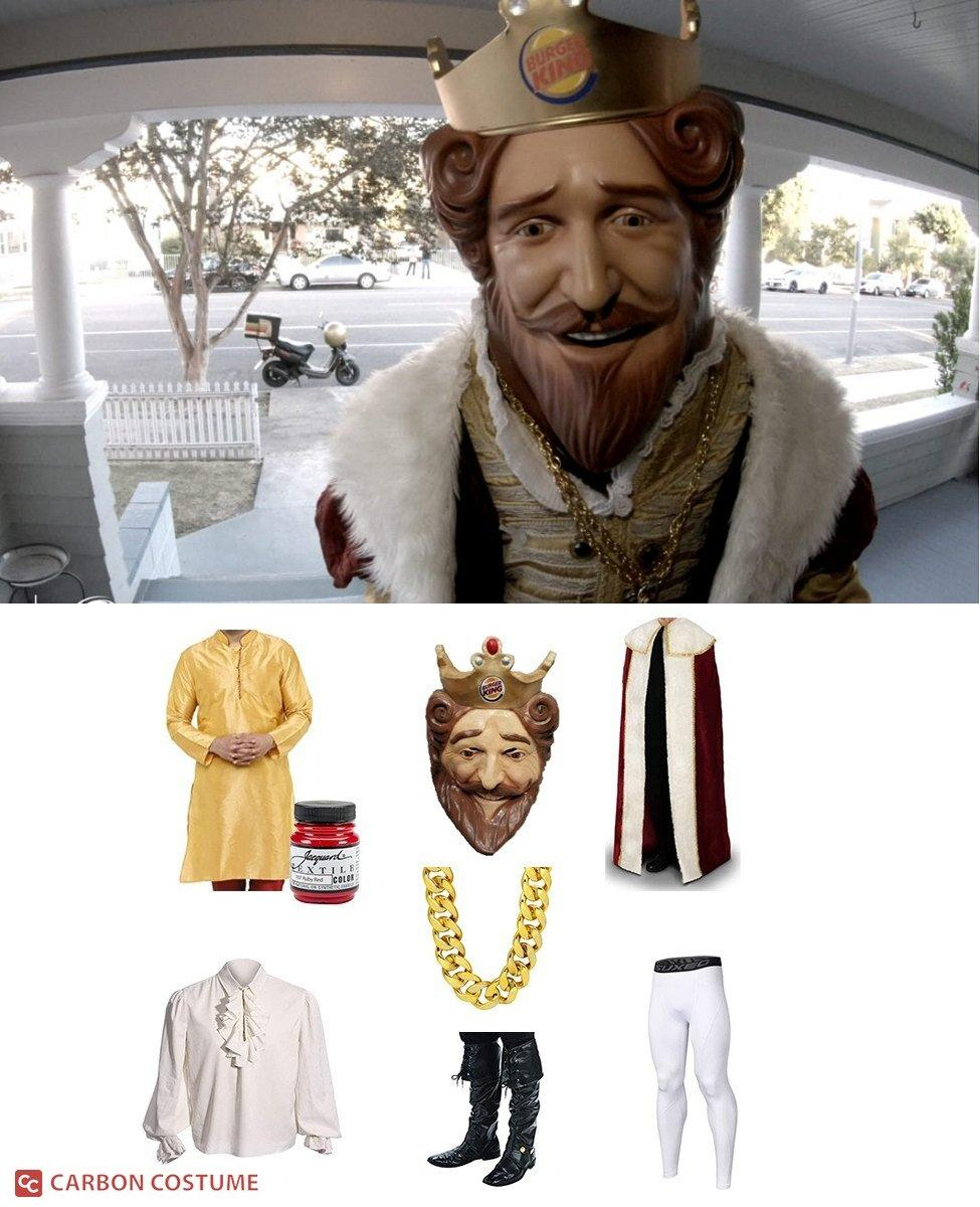 Burger King Cosplay Guide