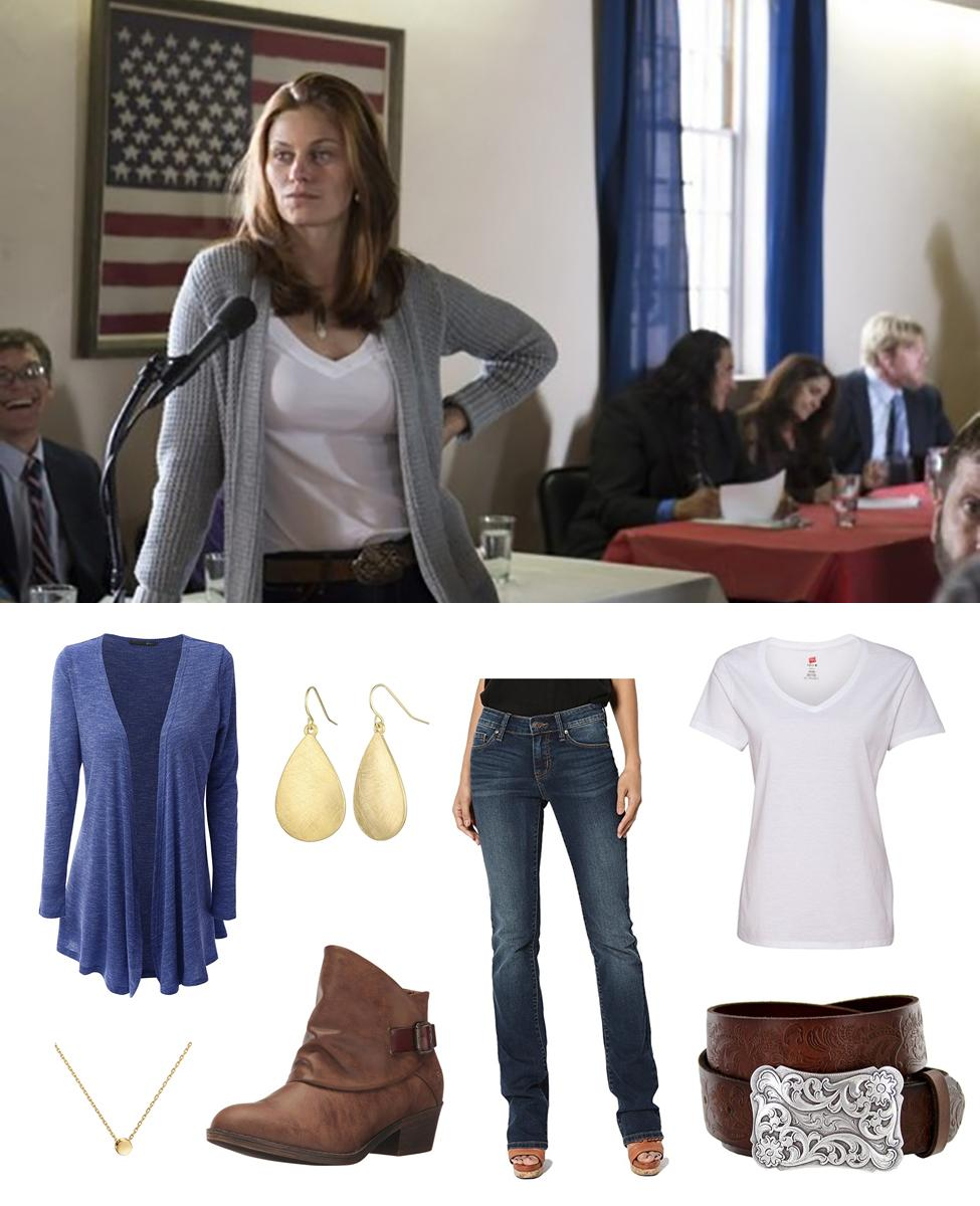 Cady Longmire Cosplay Guide
