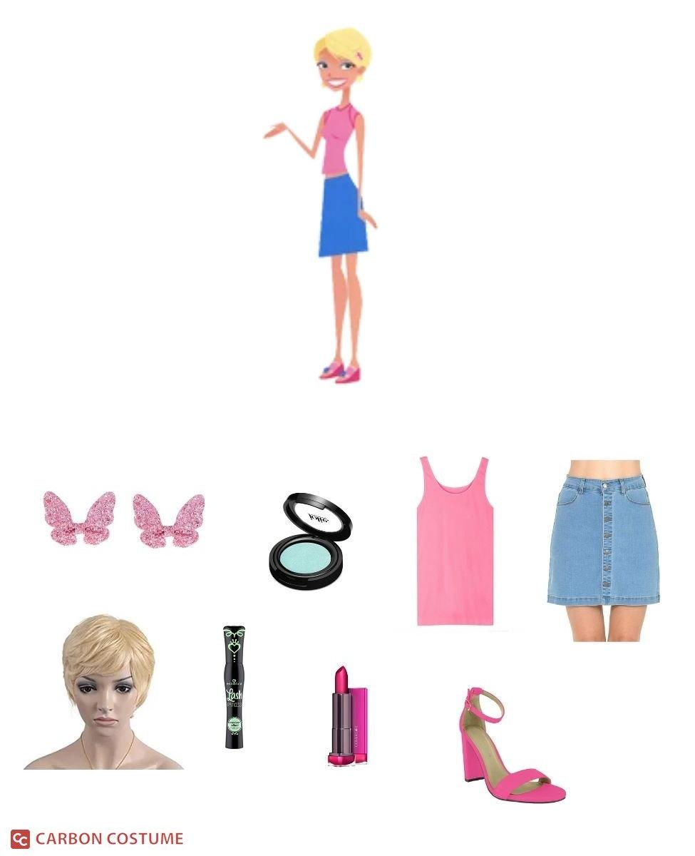 Caitlin Cooke from 6teen Cosplay Guide