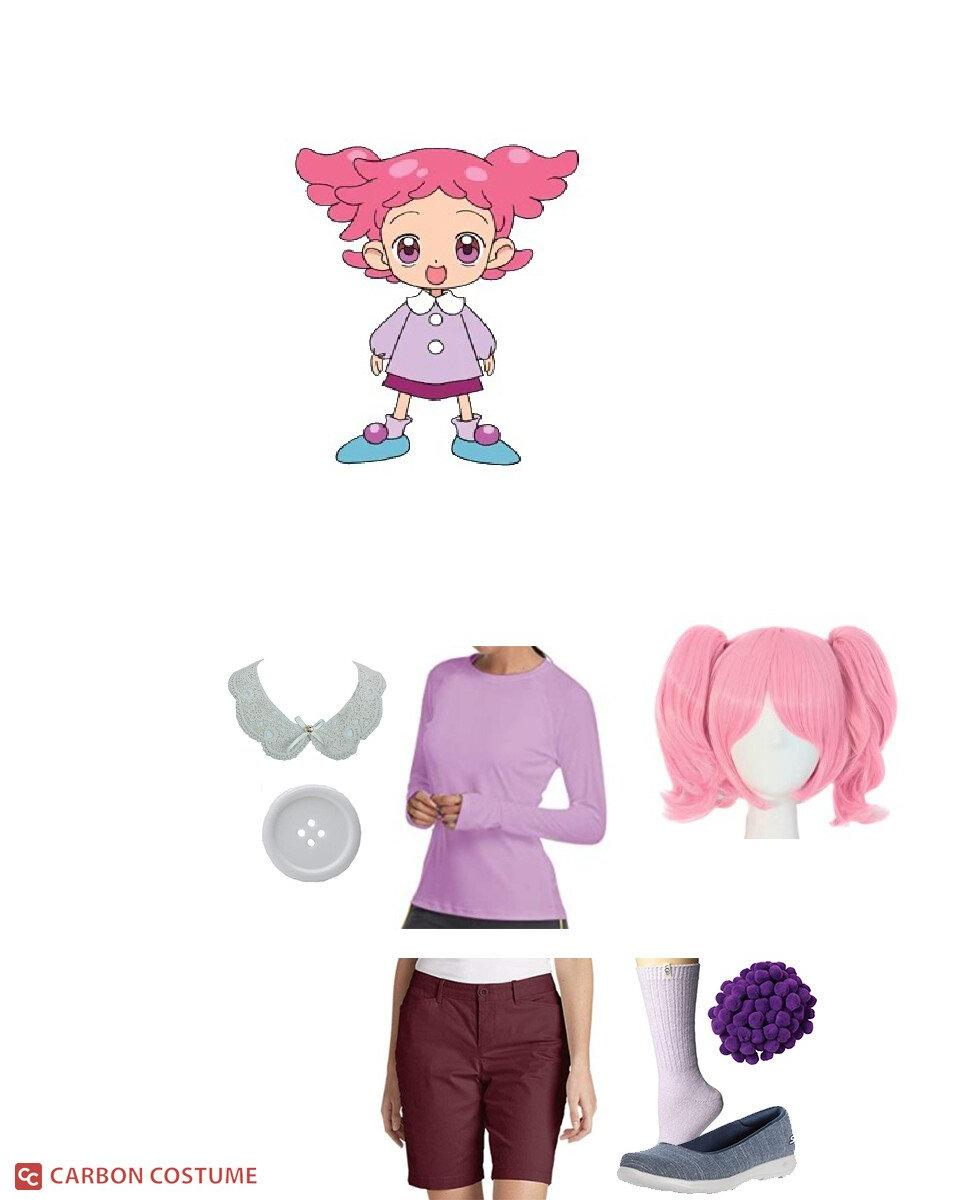 Caitlyn Goodwyn from Magical DoReMi Cosplay Guide