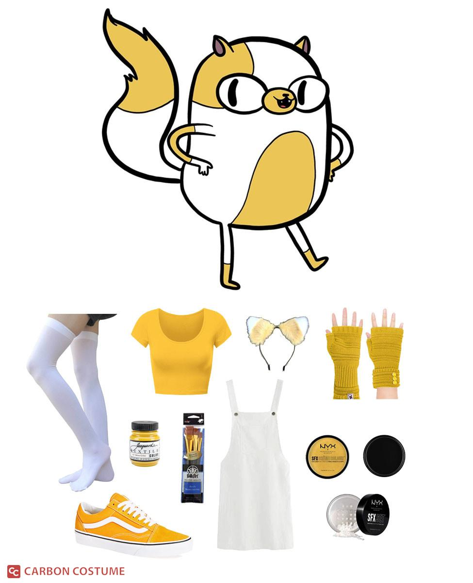 Cake The Cat from Adventure Time Cosplay Guide