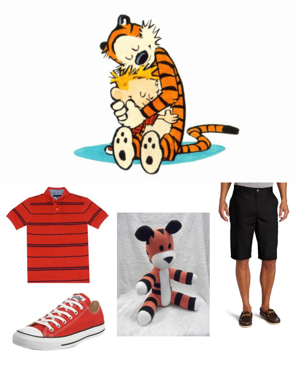 Calvin and Hobbes Cosplay Guide