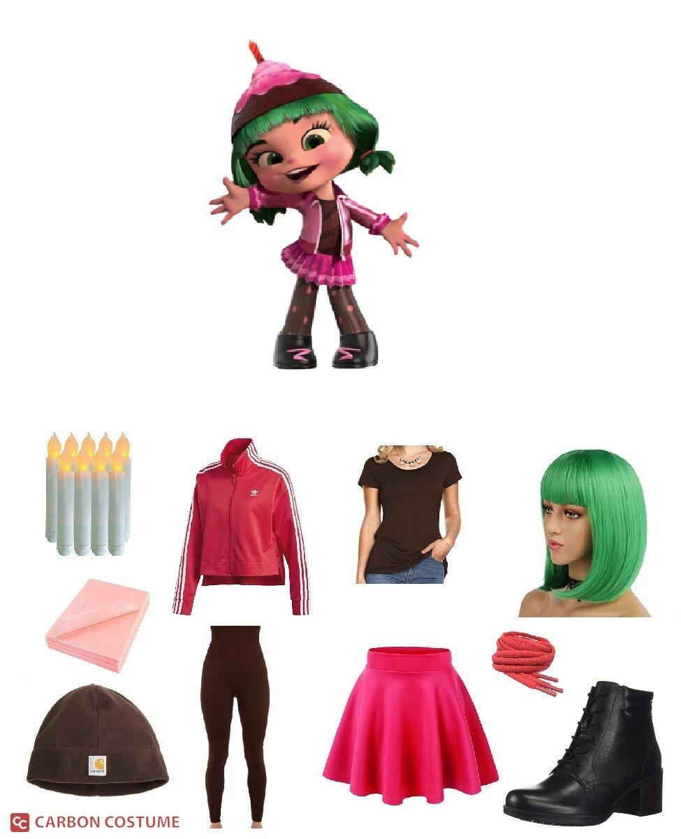 Candlehead from Wreck-It Ralph Cosplay Guide