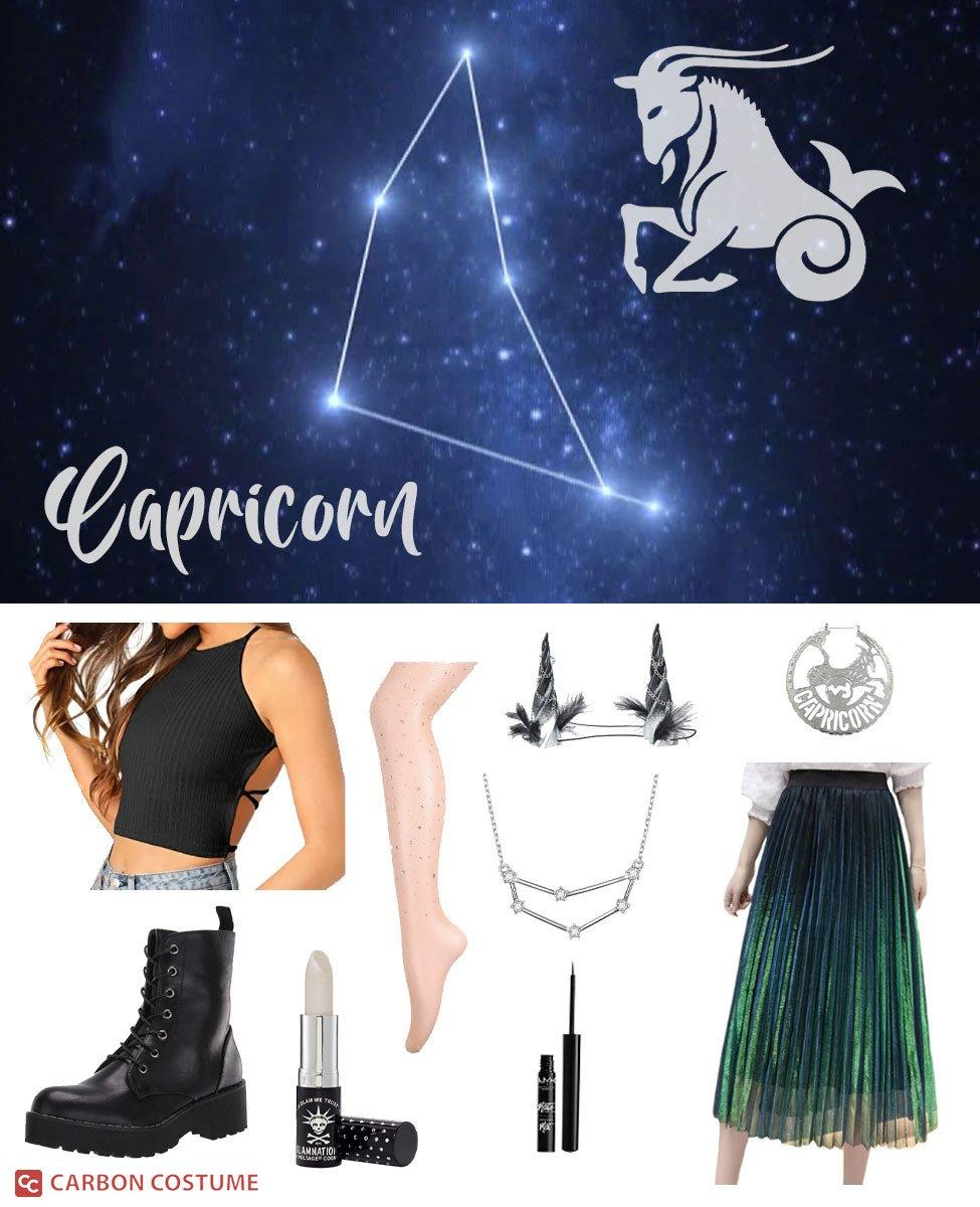 Capricorn Cosplay Guide