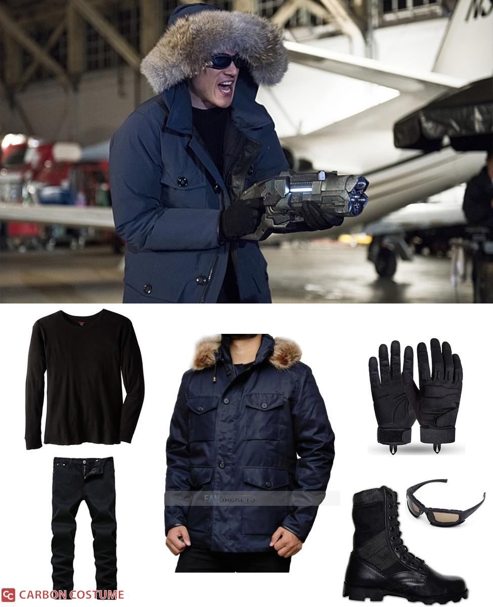 Captain Cold Cosplay Guide