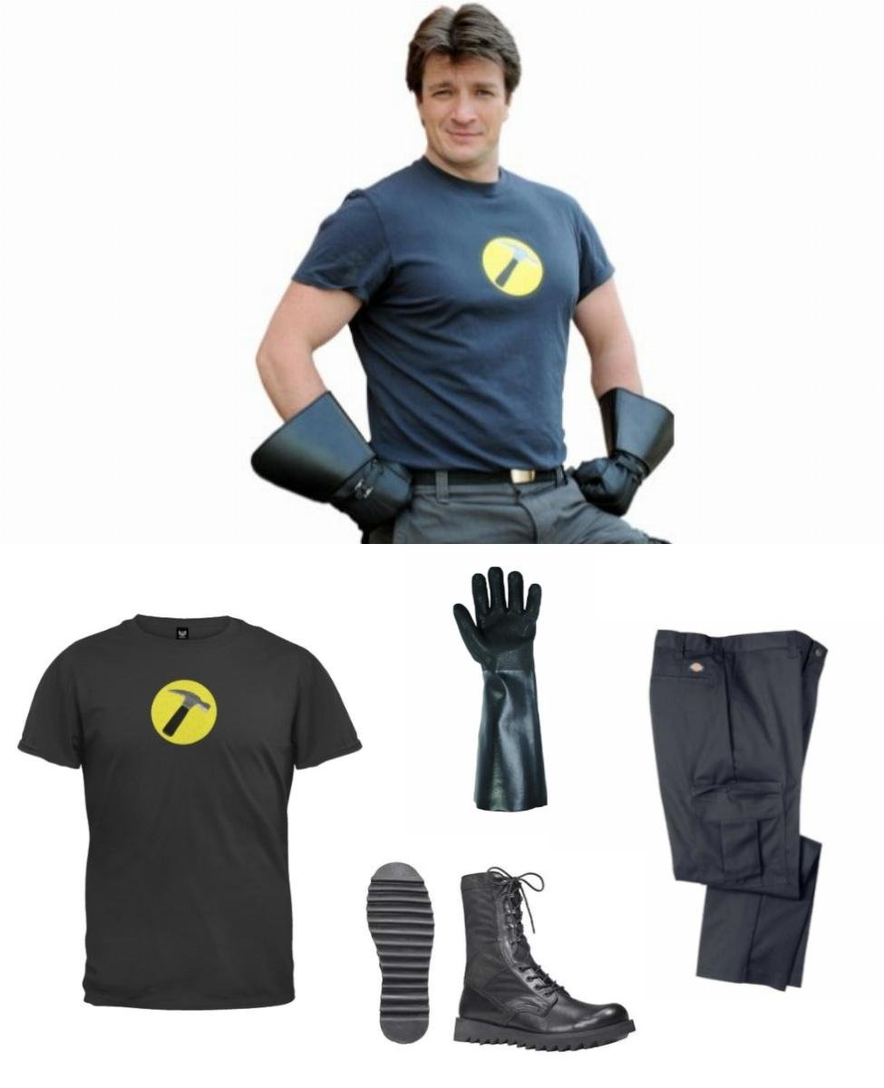Captain Hammer Cosplay Guide