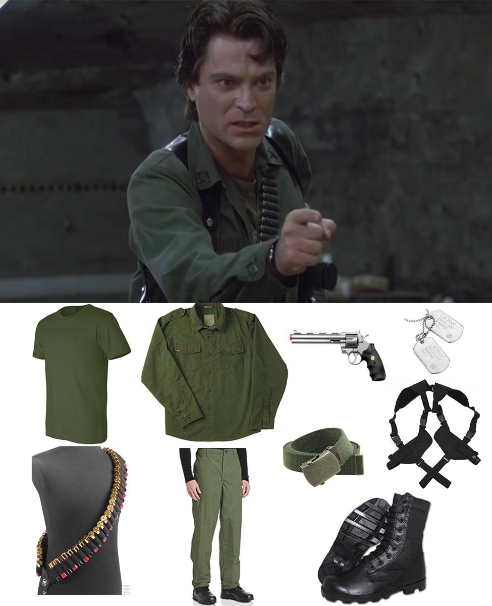 Captain Rhodes Cosplay Guide