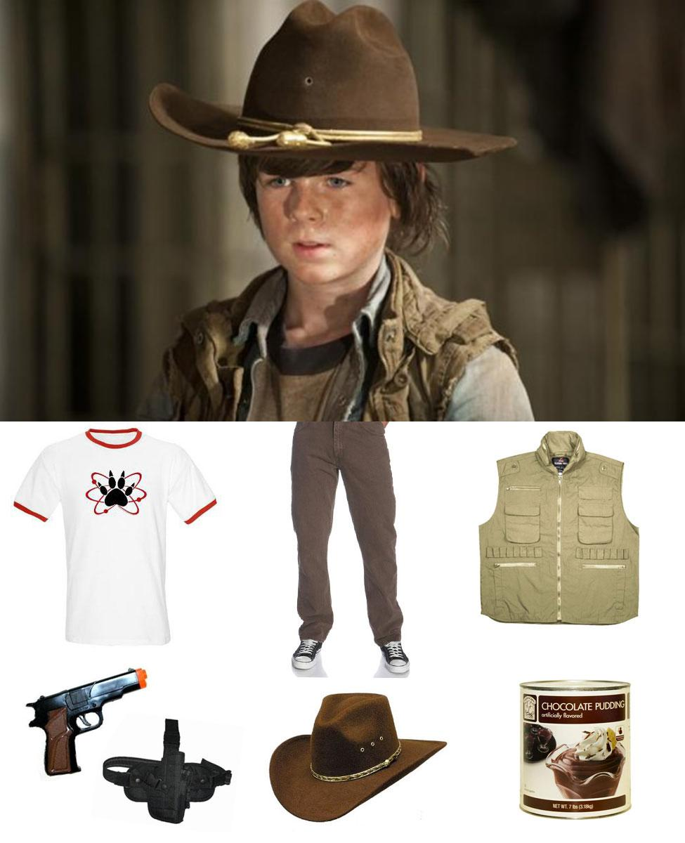Carl Grimes Cosplay Guide