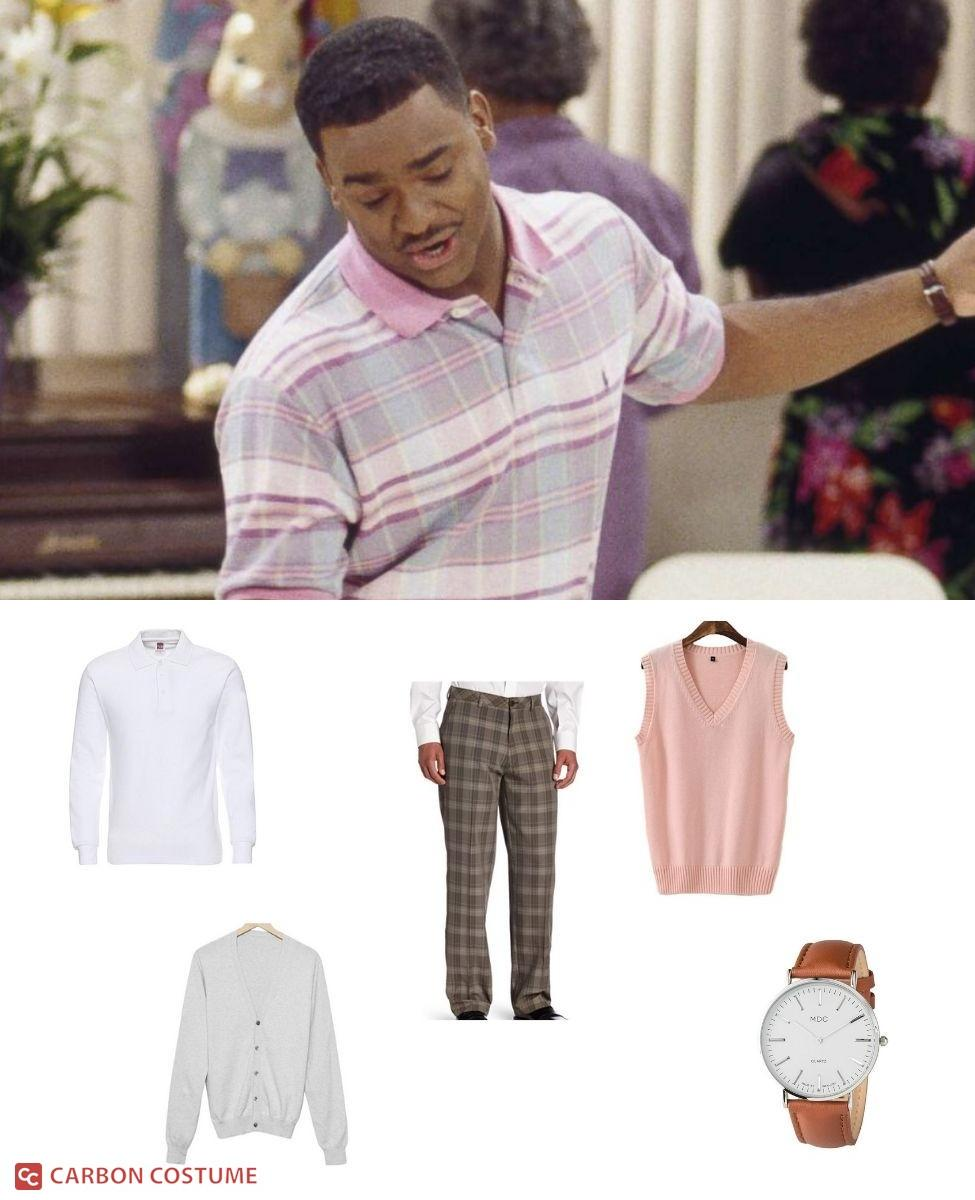 Carlton Banks from Fresh Prince of Bel Air Cosplay Guide