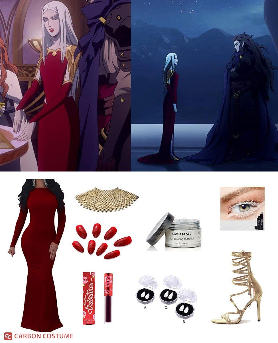 Carmilla from Castlevania Cosplay Guide